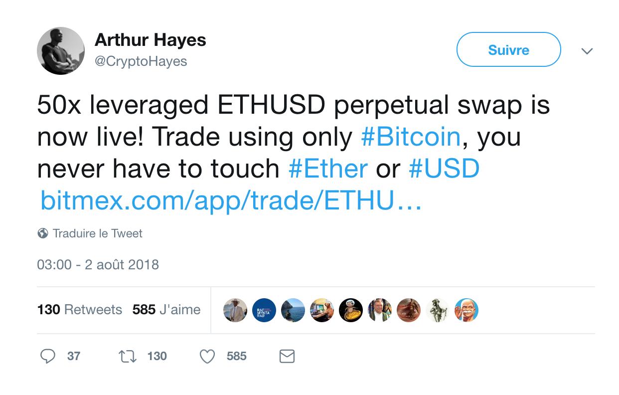 Arthur Hayes Crypto