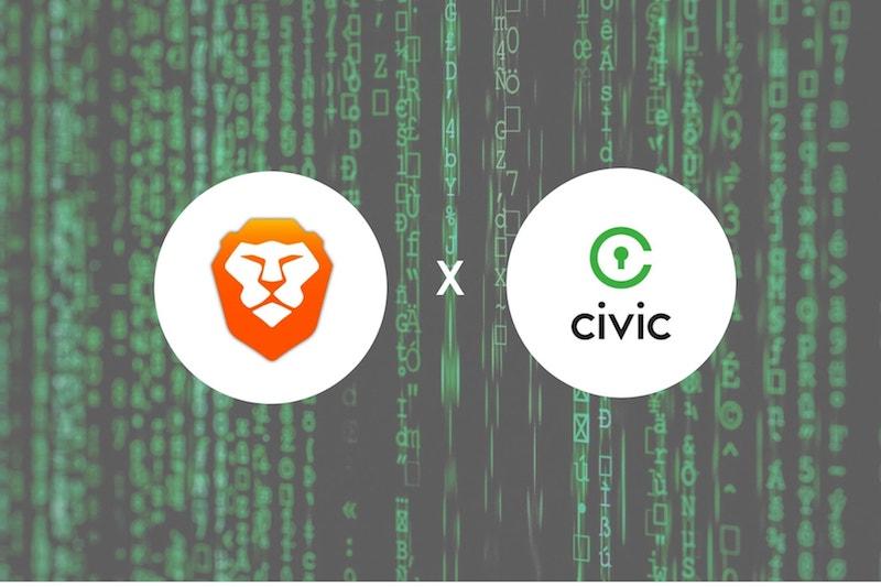 Brave s'associe à Civic pour vérifier l'identité de ses utilisateurs