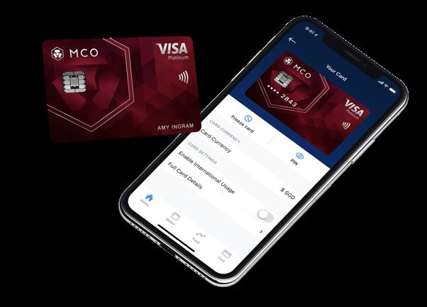 Flash info: La carte visa MCO arrive à Singapour