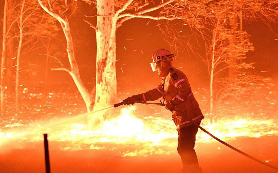 Binance fait un don de 1 million $ pour combattre les incendies en Australie